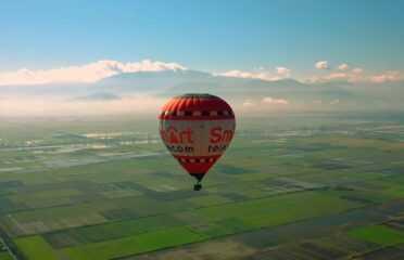 Πτήση με Αερόστατο στην Κωπαΐδα