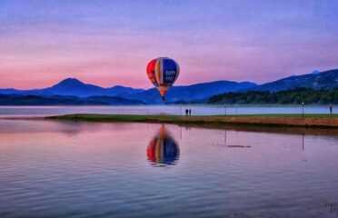 Πτήση με Αερόστατο στην Θεσσαλία