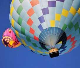 Πτήση με Αερόστατο στο Δίον