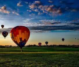 Πτήση με Αερόστατο στον Μαραθώνα