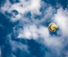 Πτήση με Αερόστατο στην Πρέβεζα