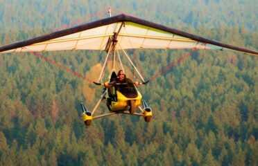 Πτήση με UltraLight Trike στην Κωπαΐδα