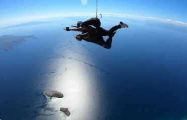 Ελεύθερη πτώση Tandem από τα 12000ft στα Μέγαρα