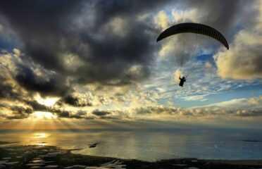 Πτήση με Παραπέντε στο Ηράκλειο Κρήτης