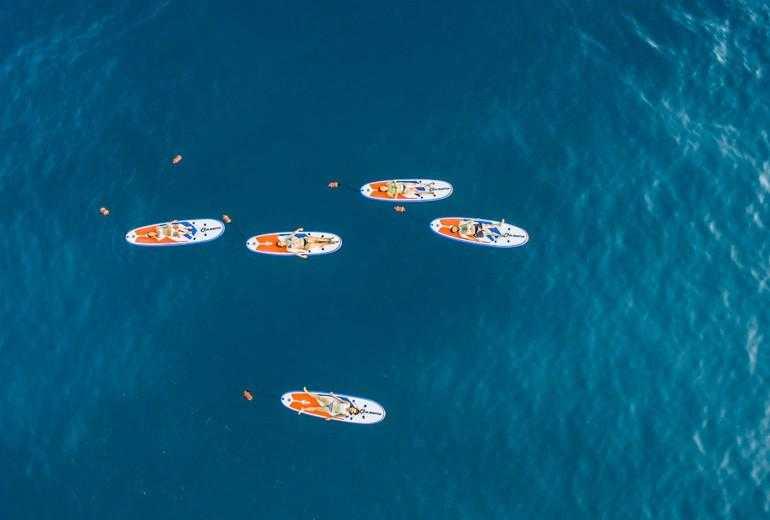 SUP & Snorkeling στην Καρδαμύλη (by Explore Messinia)