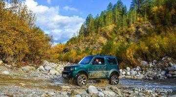 Off Road διαδρομές 4×4 και trekking στο Ζαγόρι (Zagori Outdoor Activities)