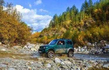 Off Road διαδρομές 4×4 και trekking στο Ζαγόρι
