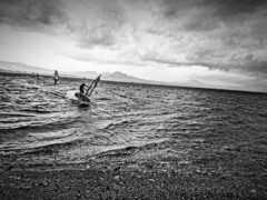 Μάθημα Windsurf 2 ωρών στην Κόρινθο