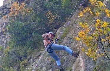 Καταρρίχηση – Ραπέλ στην Πλατανούσα (by Via Natura)