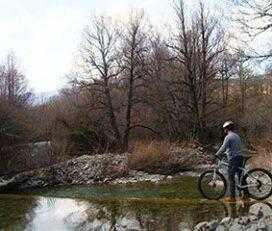 Ποδηλασία στη Λίμνη Ιωαννίνων