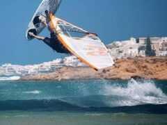 Windsurf στη Νάξο (by Laguna Beach Park)