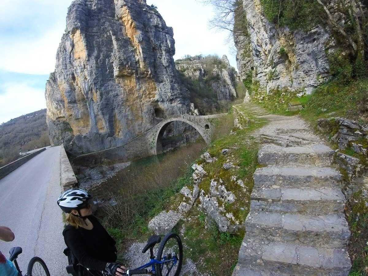 Ορεινή ποδηλασία στο Ζαγόρι (by Zagori Outdoor Activities)