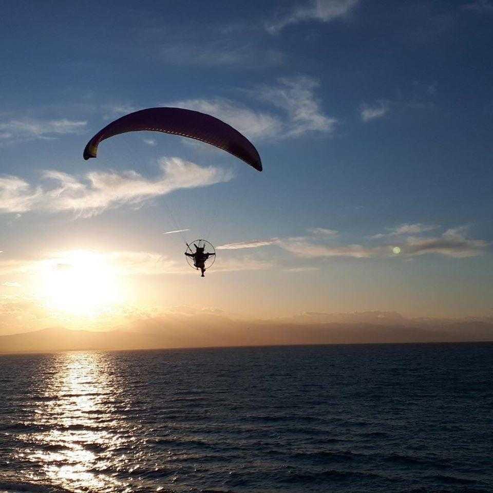 Oxygen Paragliding