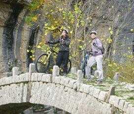 Ορεινή ποδηλασία στο Ζαγόρι