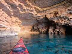Santorini Sea Kayak