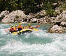 Rafting στα Τζουμέρκα