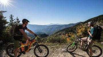 Ορεινή Ποδηλασία στα Τζουμέρκα (by Via Natura)