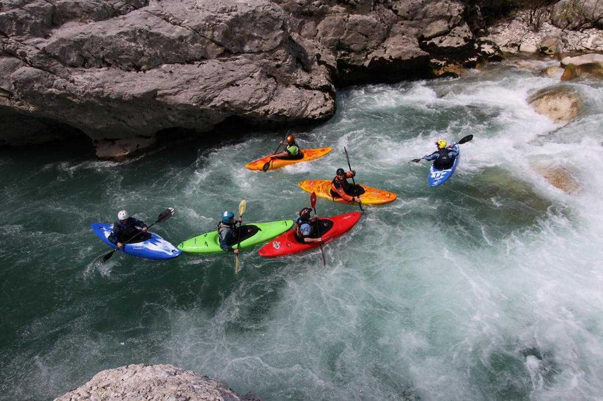 Rafting στα Τζουμέρκα (by Via Natura)