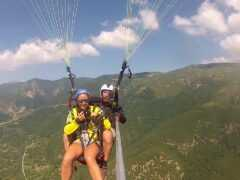 Διθέσια πτήση με αλεξίπτωτο πλαγιάς από το Καϊμακτσαλάν (by Adventure Pella – Four Elements)
