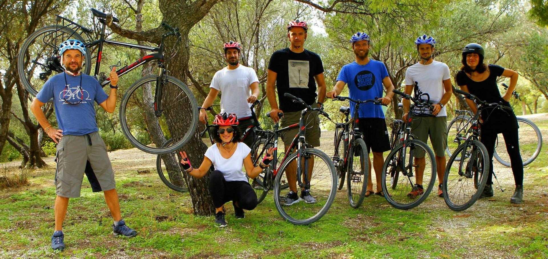 Athens by Bike