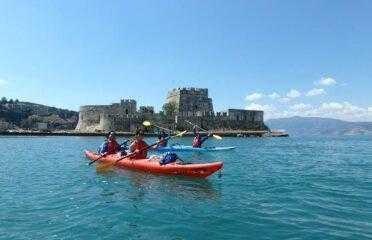 7ήμερες Sea Kayak Expeditions στην Αργολίδα