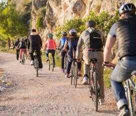 Ποδηλασία στο Ναύπλιο