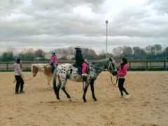Μάθημα Ιππασίας στη Καρδίτσα