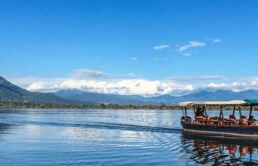 Βαρκάδα στη λίμνη με παραδοσιακές Πλάβες (by itavros nature activities)