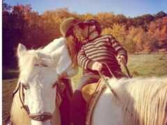 Μάθημα Ιππασίας στα Τρίκαλα Κορινθίας