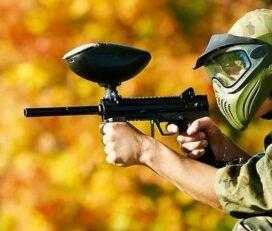 Paintball στα Ιωάννινα