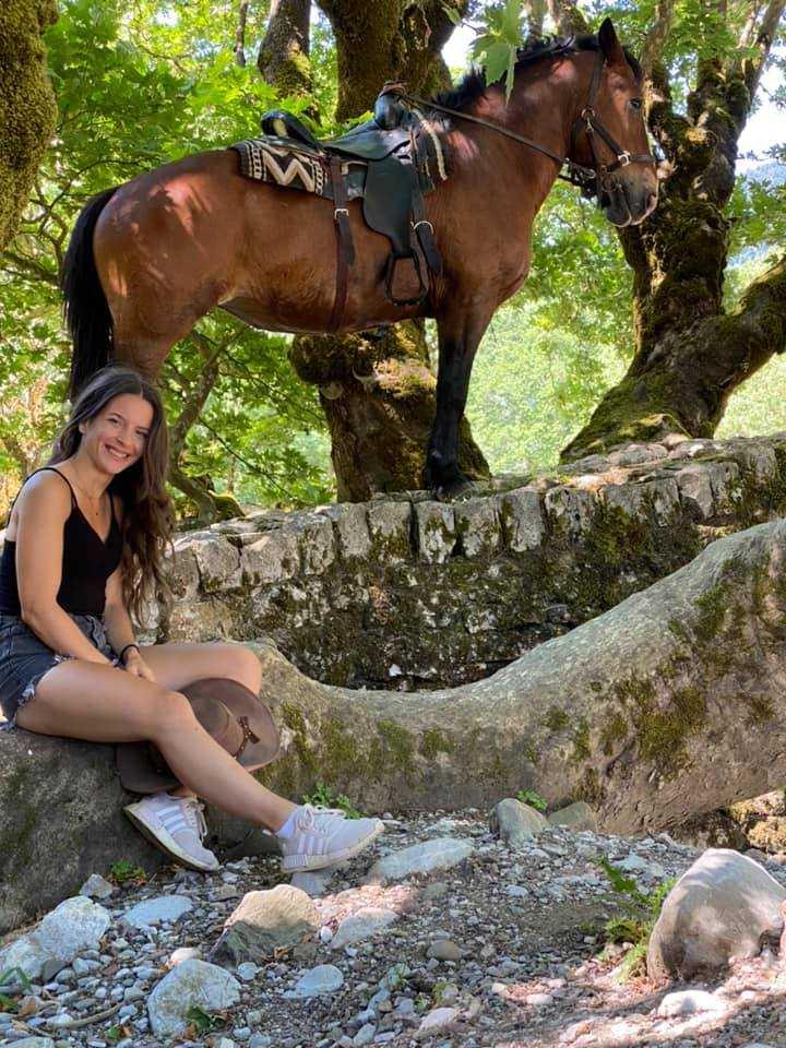 Ιππασία στο Καρπενήσι