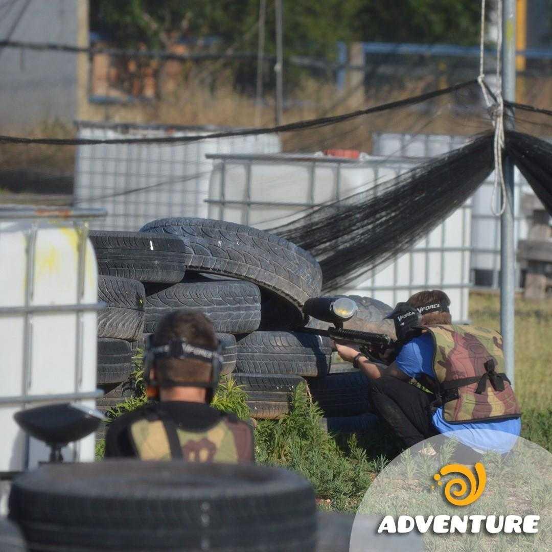 Adventure Paintball