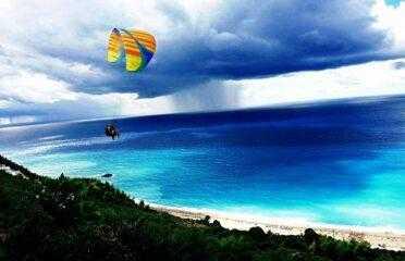 Tandem Paragliding στη Λευκάδα