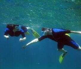 Snorkeling στη Νέα Μάκρη