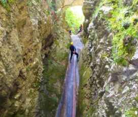 Canyoning στα Τζουμέρκα