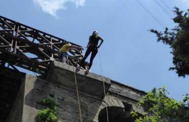 Καταρρίχηση στη γέφυρα Μπανιά στη Ναύπακτο