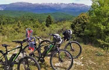 Ebike και Ορεινη Ποδηλασία στα Ζαγοροχώρια