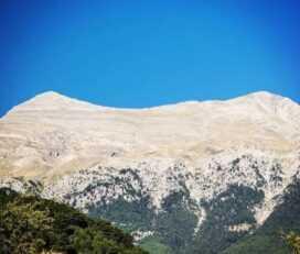 Ορειβασία στην κορυφή του Ταΰγετου