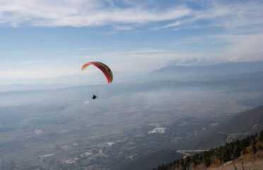 Διθέσια πτήση εμπειρίας με Παραπέντε κοντά στα Ιωάννινα