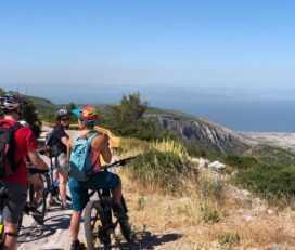 Εκδρομή με Mountain Bike στον Υμηττό