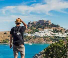 8ήμερες διακοπές πεζοπορίας στην Ρόδο