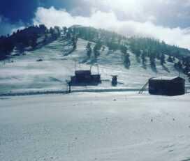 Snowmobile στη Βασιλίτσα