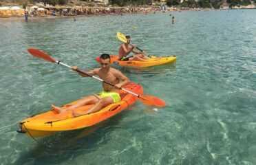 Θαλάσσιο Kayak στο Τολό