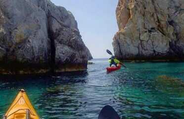 Θαλάσσιο Kayak και ξενάγηση στο Πόρτο Χέλι