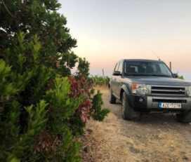 Private Jeep Safari tour στη Κνωσσό και το Αρχαιολογικό Μουσείο