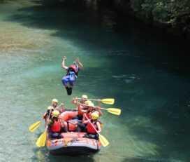 Rafting στον Βοϊδομάτη