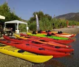 Θαλάσσιο Kayak και ξενάγηση στο Νησί της Αφροδίτης στην Αργολίδα