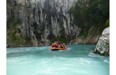 Rafting στο Μυστικό Ποτάμι