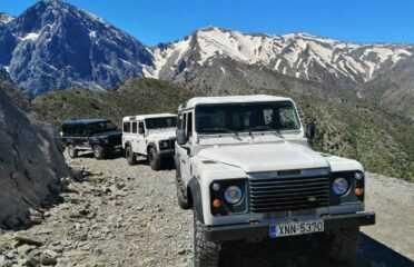 Jeep Safari στα Χανιά
