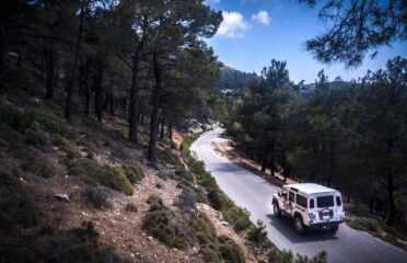 Εξερευνήστε την Ρόδο με Jeep Safari